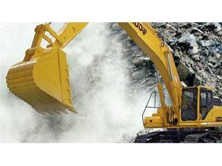 中国重汽海斗 HW450-8 挖掘机