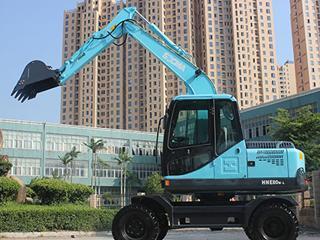 华南重工 HNE80W-L 挖掘机