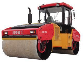 科泰重工 KD136F 压路机