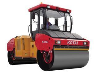 科泰重工 KD125 压路机
