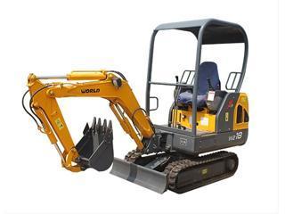 沃得重工 W218 挖掘机
