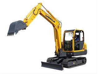 沃得重工 W265-8 挖掘机