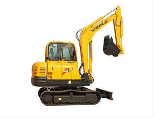 沃得重工 W265E-8 挖掘机