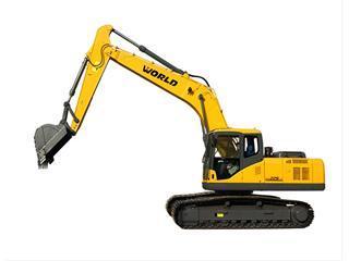 沃得重工 W2225LC-8 挖掘机