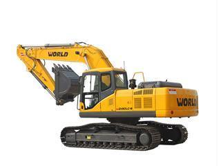 沃得重工 W2245DLC-8 挖掘机