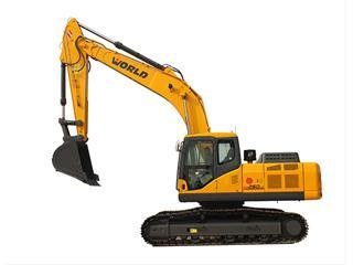沃得重工 W2260LC-8 挖掘机