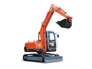 新源XY55-8挖掘机