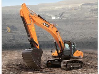 三一重工SY355H挖掘机