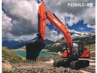 普什重机 PZ250LC-8 挖掘机