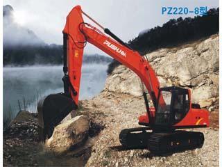 普什重机 PZ220-8 挖掘机