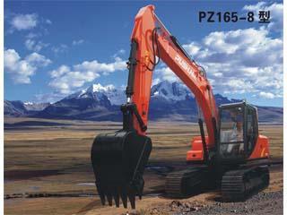 普什重机 PZ165-8 挖掘机