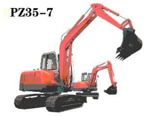 普什重机 PZ35-7 挖掘机