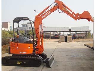 南特机械NT28U挖掘机