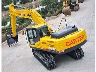 卡特重工 CT220-8C 挖掘机