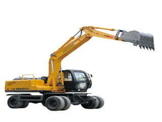 劲工 JG130 双驱式 挖掘机