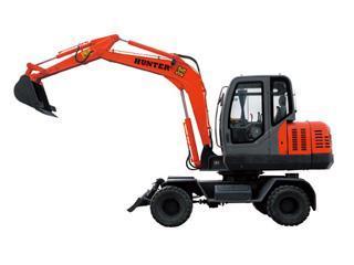 恒特重工HTL60-9挖掘机