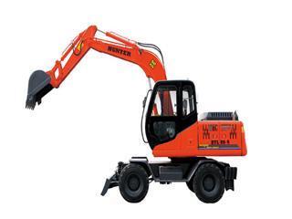 恒特重工HTL80-9挖掘机