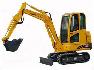 华力重工 HL140-7 挖掘机