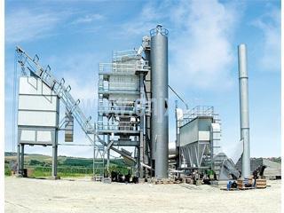 东南机械 LB1500 沥青搅拌站