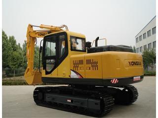 山东勇马 YM235 挖掘机