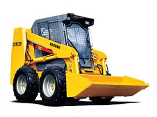 厦工 XG30090 滑移装载机