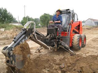 威肯 LW000006 挖掘机
