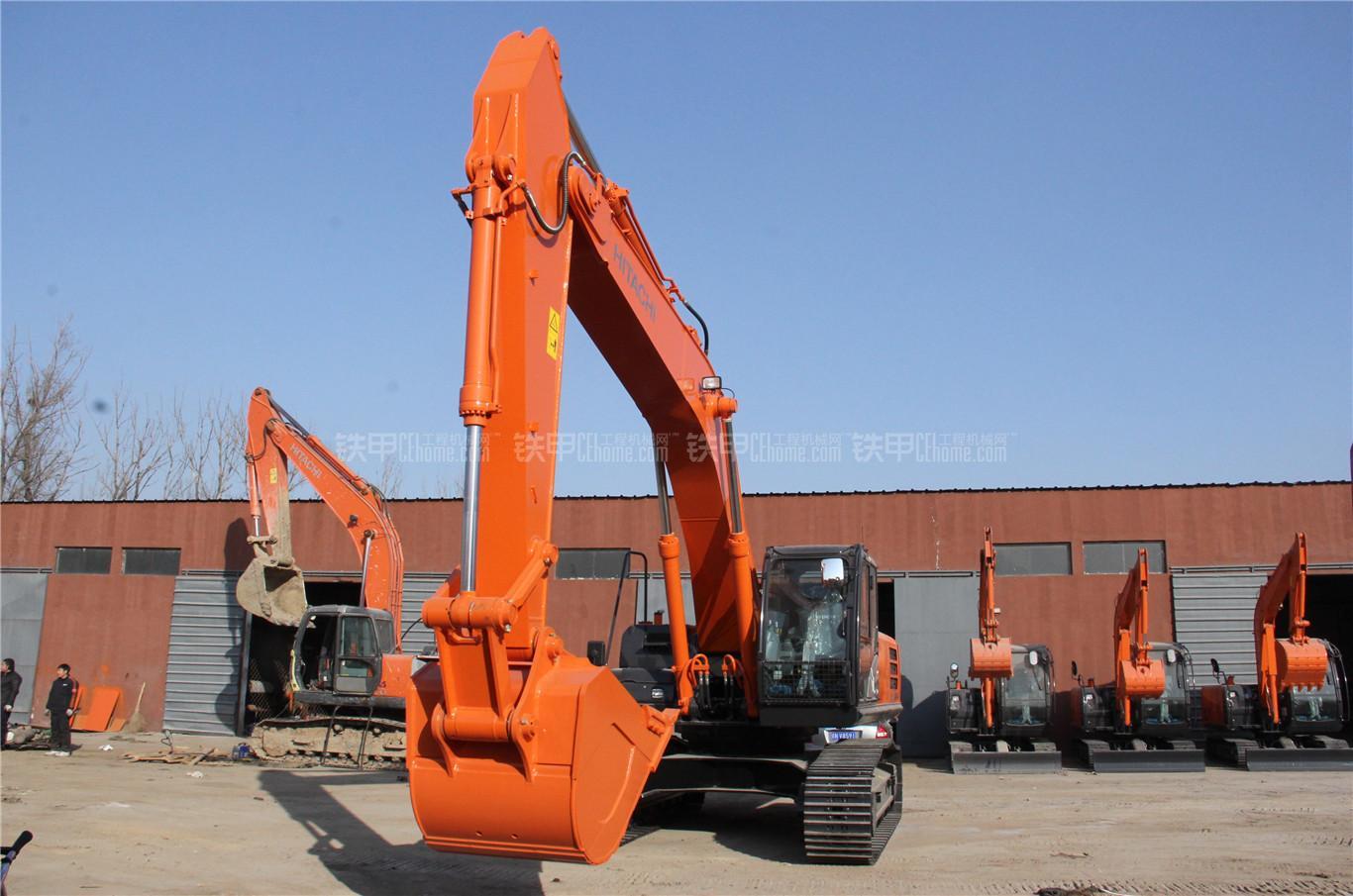 日立zx360h-5g挖掘机整机外观